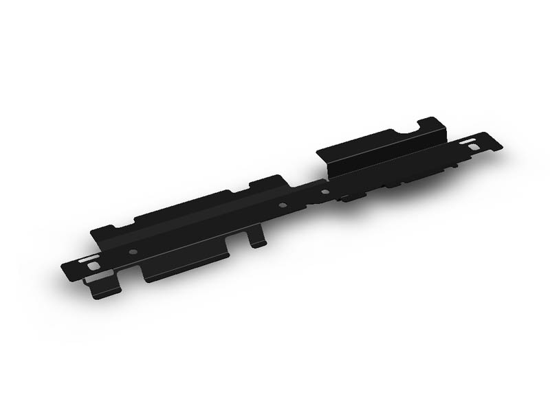 (05-09) Outback - Radiator Shroud (Black)