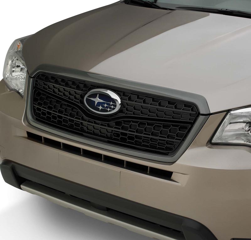 (14-15) Forester - Sports Grille (Gunmetal)
