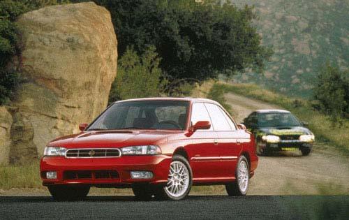 (95-99) Subaru Legacy