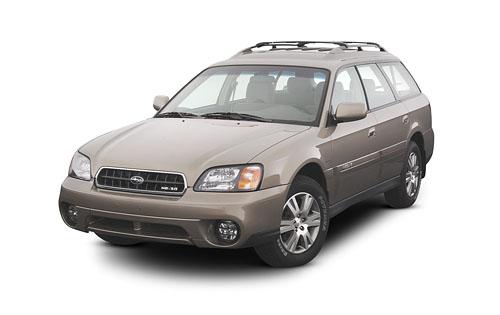 (00-04) Subaru Outback