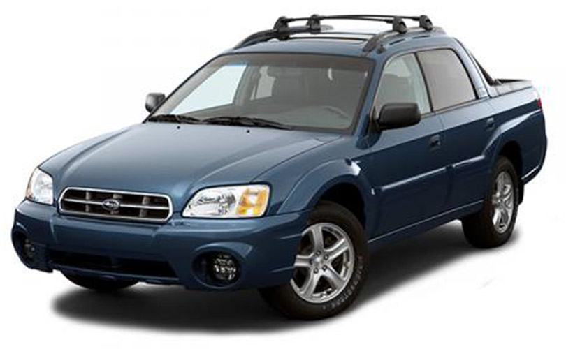 (03-06) Subaru Baja