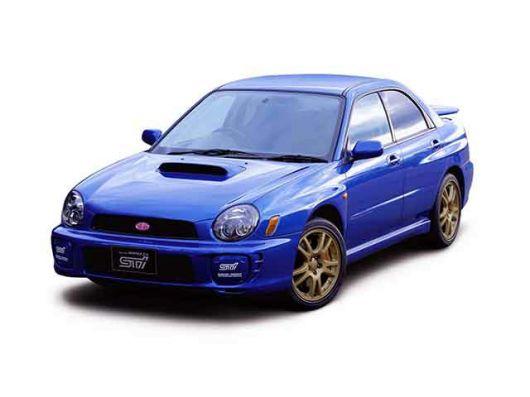 (02-03) Subaru Impreza