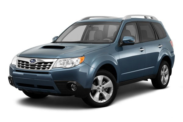 (09-13) Subaru Forester