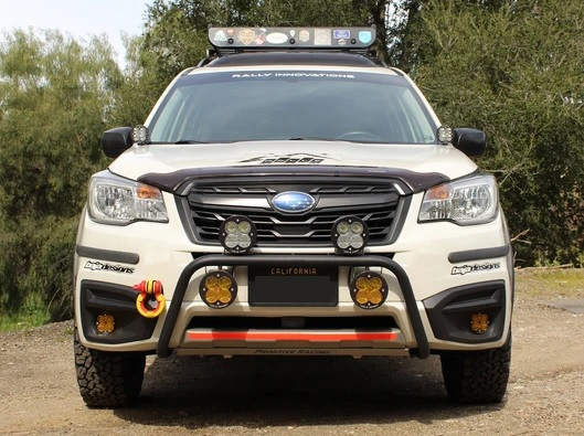 (14-18) Forester - RallyInnovations - Rally Lightbar (Black)