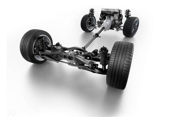 SUSPENSION / BRAKES