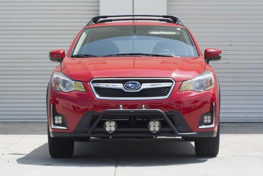 (13-17) Crosstrek - RallyInnovations - Rally Lightbar (Black)