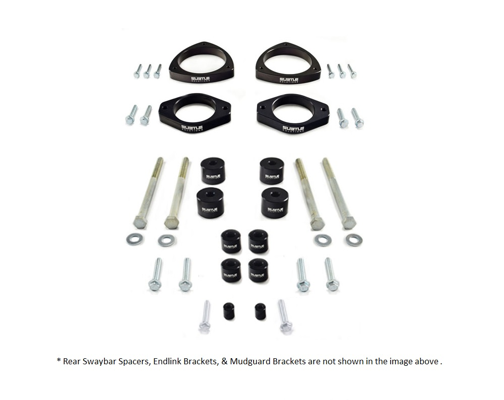 "(19-XX) Forester - 1.5"" Lift Kit (Alum) w/ 1.5"" RA Kit"