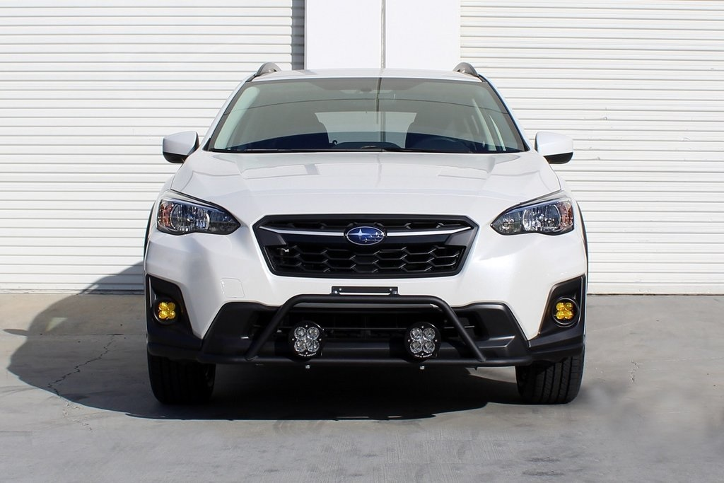 (18-XX) Crosstrek - RallyInnovations - Rally Lightbar (Black)