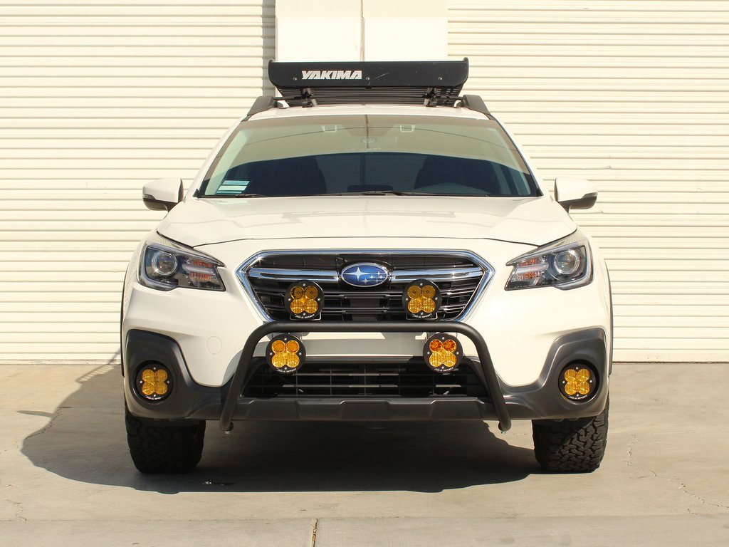 (15-19) Outback - RallyInnovations - Rally Lightbar (Black)