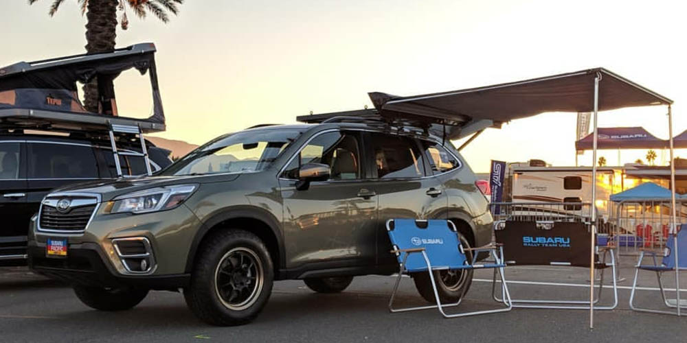 2019 Lifted Subaru Forester - 4