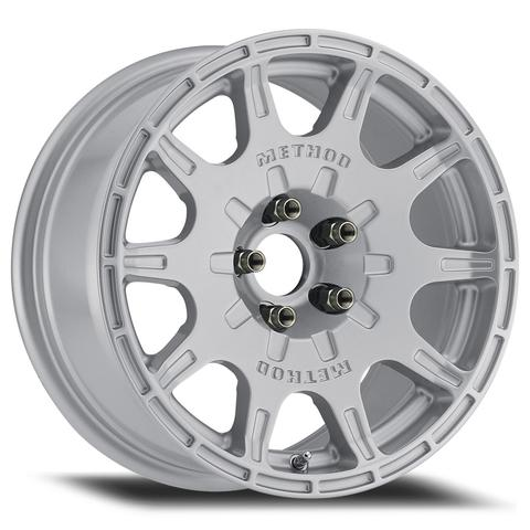 Method - 502 VT-Spec (Silver) 15x7 et15 - 5x100