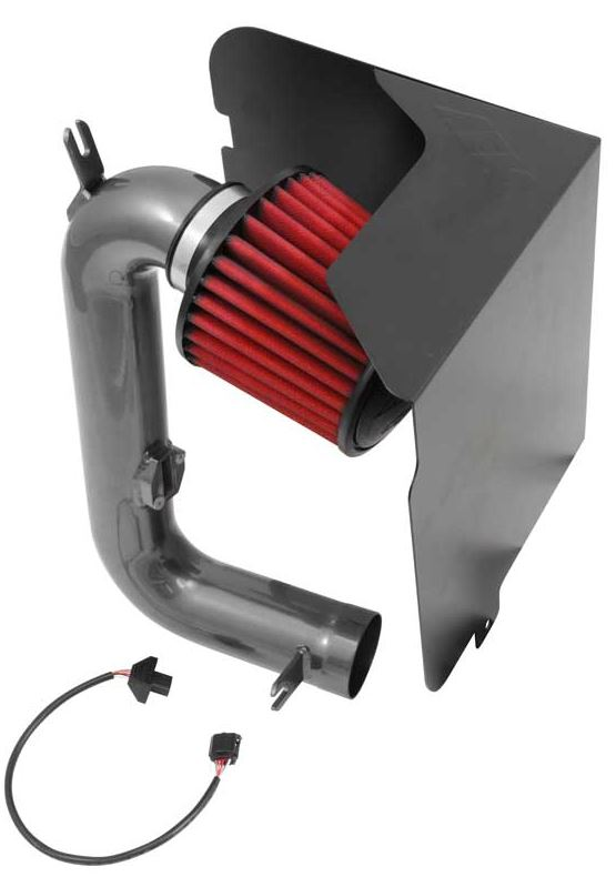 (14-15) Forester XT - AEM Cold Air Intake (Gunmetal)