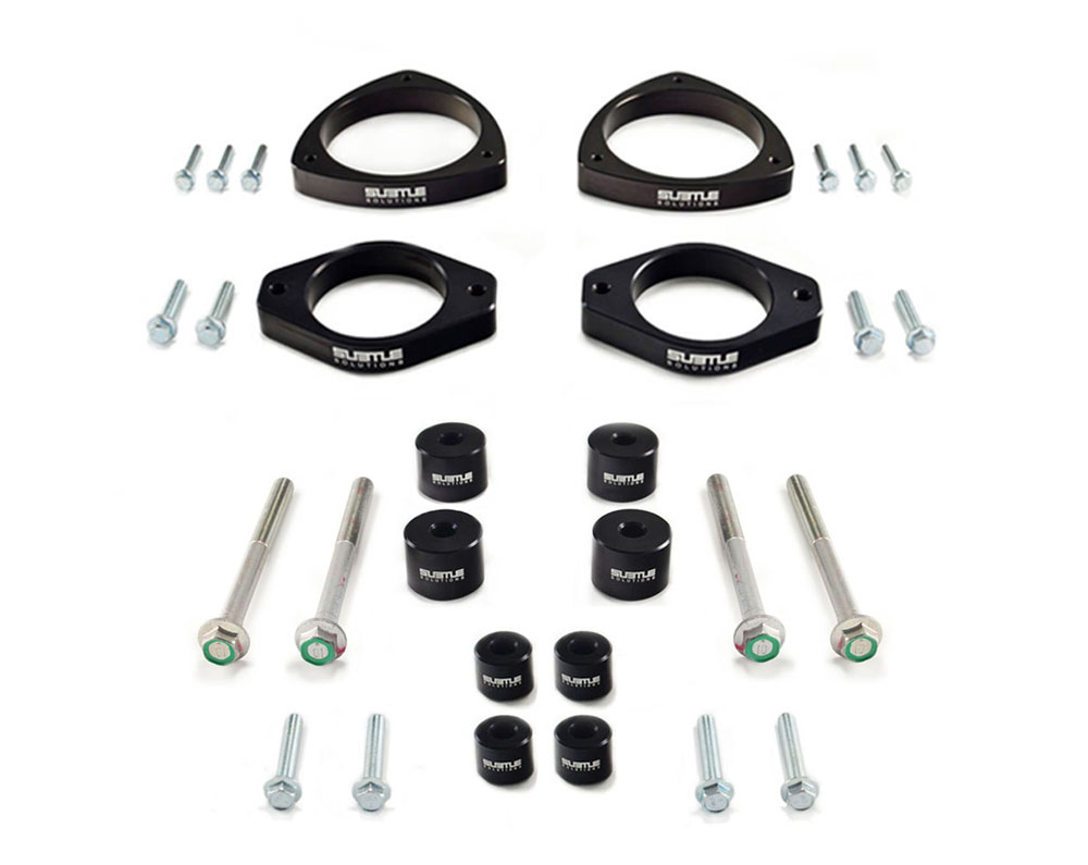 "(12-16) Impreza - 1"" Lift Kit (Alum) + 1"" RA Kit"