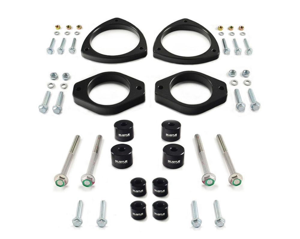 "(13-17) BRZ/FRS - 1"" Lift Kit (HDPE) + 1"" RA Kit"