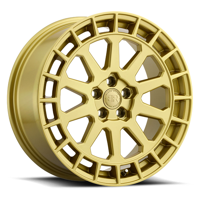 Black Rhino - Boxer (Gloss Gold) 15x7 et15 - 5x114.3