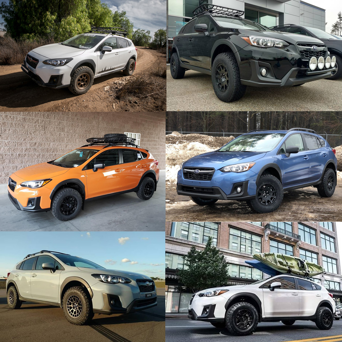 Crosstrek Builds - Subtle Solutions