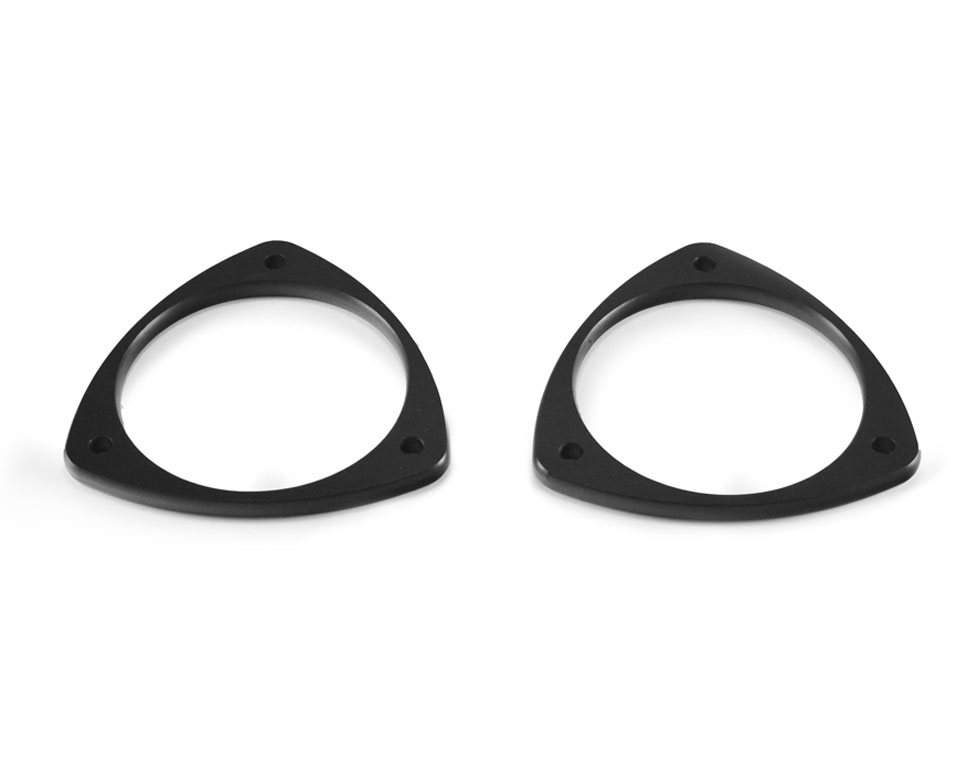 "3/8"" Front ""Nose Dive"" Spacers (HDPE) w/o hardware"