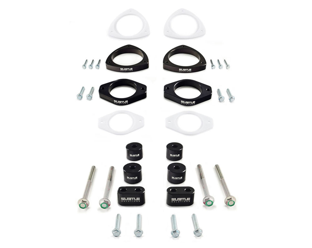 "(10-14) Outback - 1.25"" Lift Kit (Combo) + 1.5"" RA Kit"