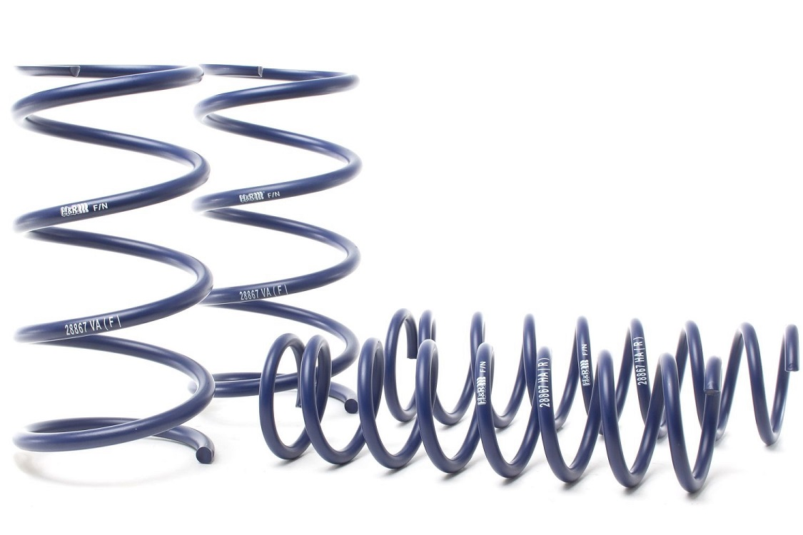 (13-17) Crosstrek - H&R Lift Springs (Fronts & Rears)