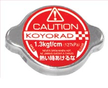 Koyo - Hyper Radiator Cap (1.3bar)