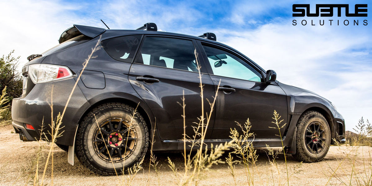 How Do I Lift It - Subaru WRX Forum