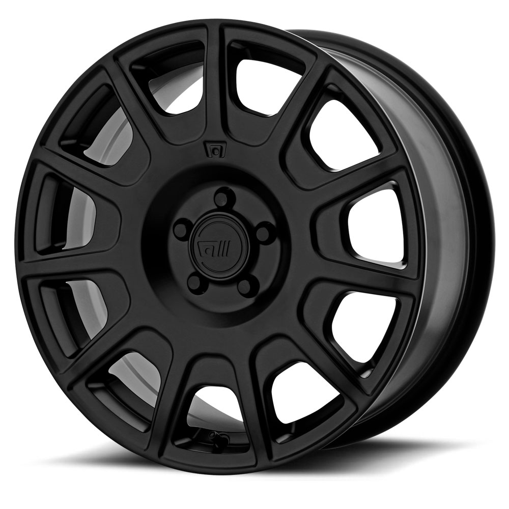 Motegi - MR139 (Satin Black) 17x7.5 et40 - 5x100