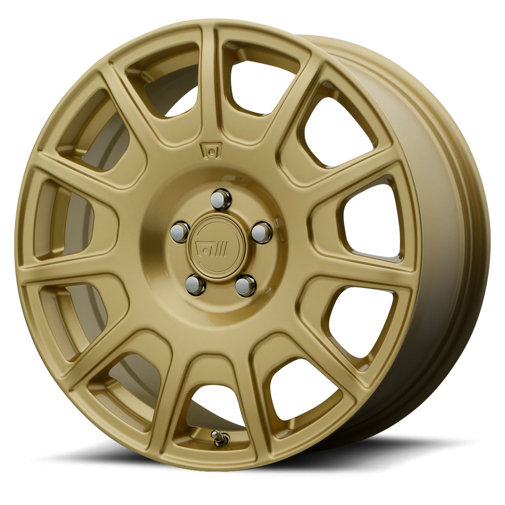 Motegi - MR139 (Gold) 17x7.5 et40 - 5x100