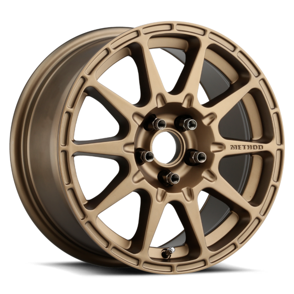 Method - 501 VT-Spec (Bronze) 15x7 et48 - 5x114.3
