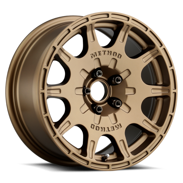 Method - 502 VT-Spec (Bronze) 15x7 et15 - 5x100
