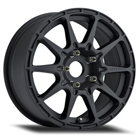 Method - 501 VT-Spec (Matte Black) 15x7 et48 - 5x100