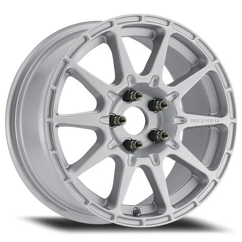 Method - 501 VT-Spec (Silver) 15x7 et48 - 5x114.3