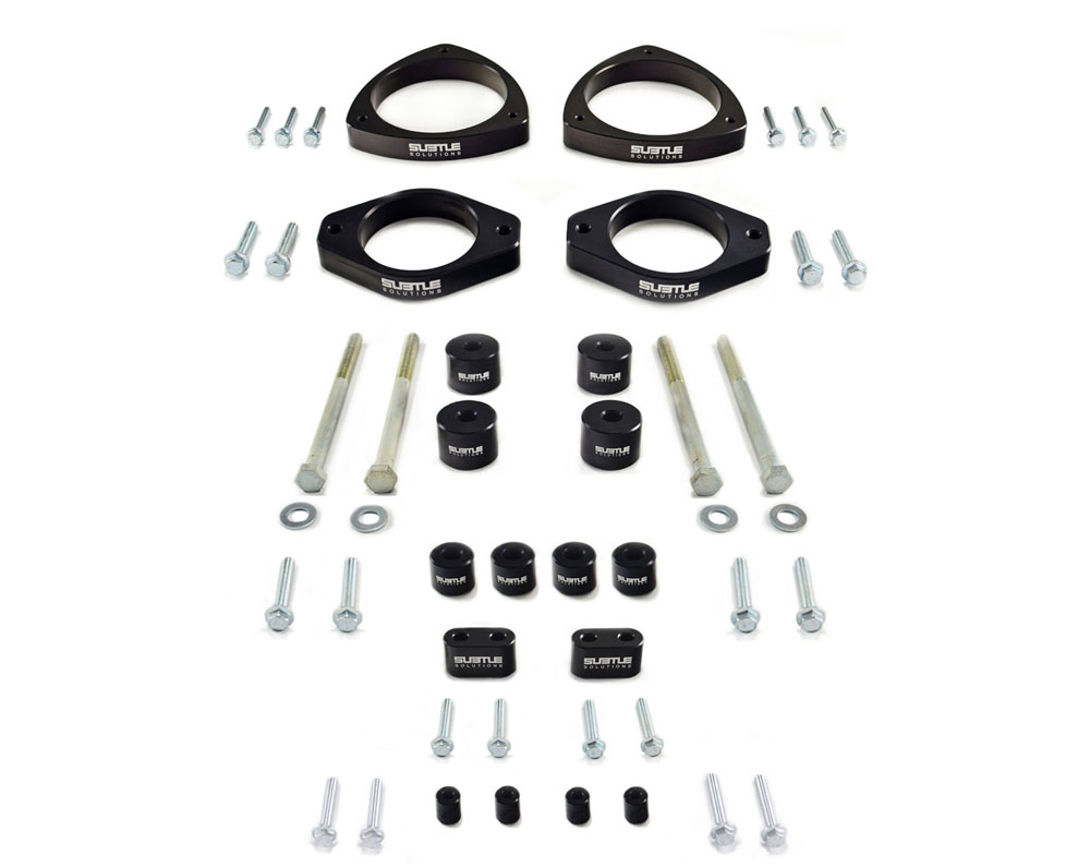 "(15-17) Outback - 1"" Lift Kit (Alum) w/ 1"" RA Kit"
