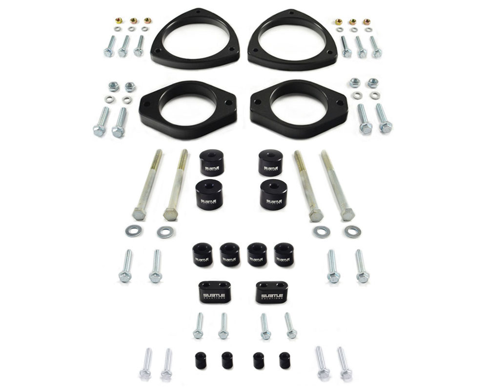 "(15-17) Outback - 1"" Lift Kit (HDPE) + 1"" RA Kit"