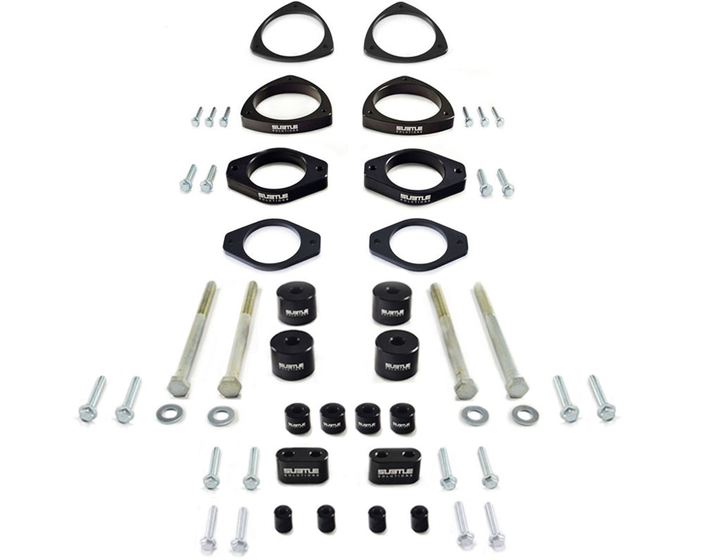 "(15-17) Outback - 1.5"" Lift Kit (Combo) + 2"" RA Kit"