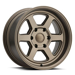 Black Rhino - Rumble 17x8 et35 (Bronze) - 5x114.3