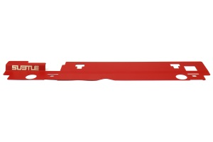 (99-02) Forester - Radiator Shroud (Red)