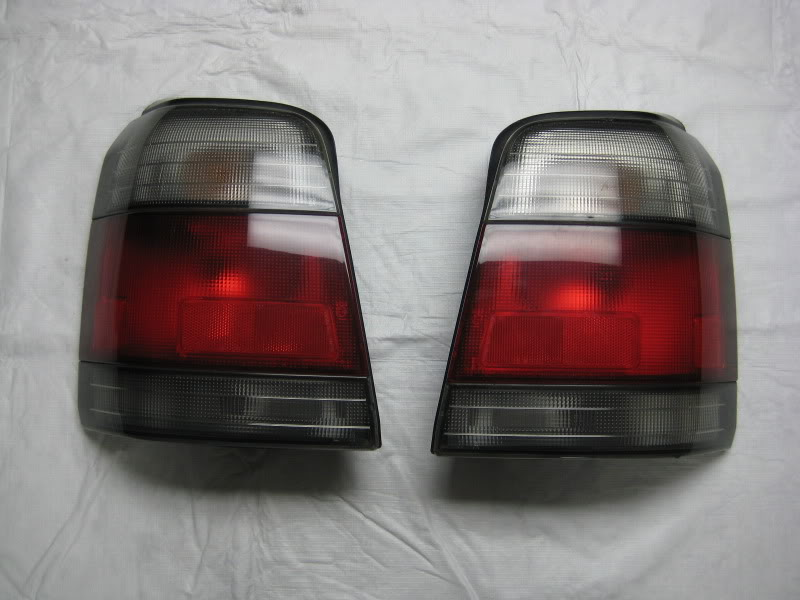 (98-00) SF5 JDM Forester - Smoked Taillights (set)