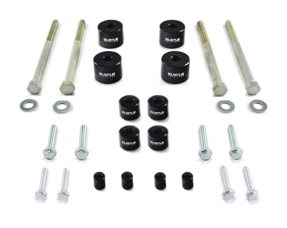 "(14-18) Forester - 1.5"" Rear Alignment Kit (Black)"