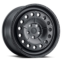 Black Rhino - Unit 17x8 et30 (Matte Black) - 5x114.3