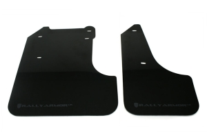 (08-10) WRX - Rally Armor - UR Mudflaps (Black/Grey)