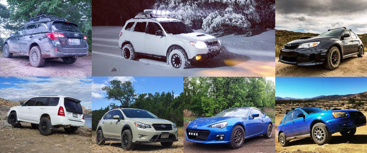 Subtle Solutions - Subaru Lift Kits & Accessories